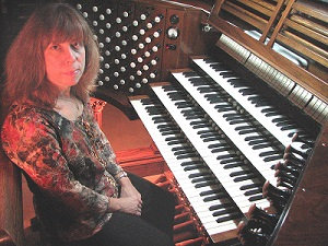 Édith Beaulieu - orgue St-Roch